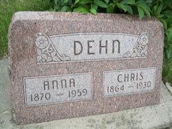 Anna <i>Albertson</i> Dehn