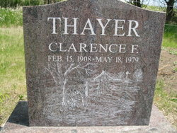 Clarence F Thayer