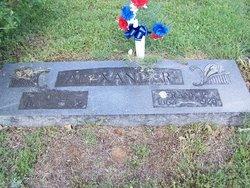 Marie Elizabeth Mollie <i>Taylor</i> Alexander