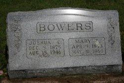 Mary Etta Etter <i>Haynes</i> Bowers