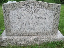 Beulah L. Brown