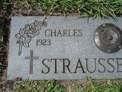 Charles Charlie Straussberger