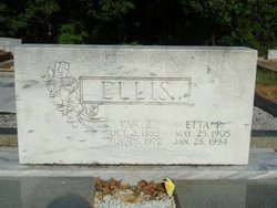 Etta Mae <i>Perdue</i> Ellis