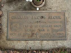 Charles Jacob Alger