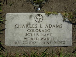 Charles Lennie Adams