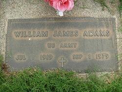 William James Adams