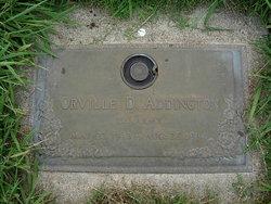 Orville Delvin Addington