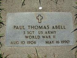 Paul Thomas Abell