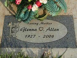 Glenna Oneta Allen