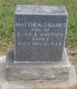 Matthew T. Banks