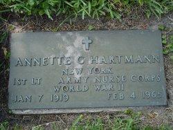 Annette Carolyna <i>Corkish</i> Hartmann