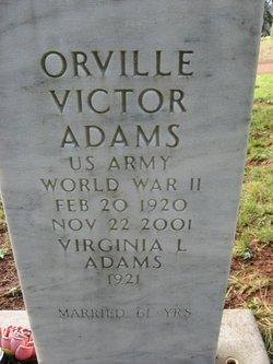 Orville Victor Adams