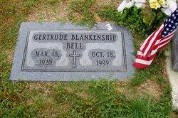 Bessie Gertrude <i>Blankenship</i> Bell