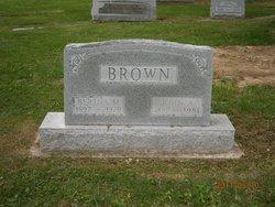 Bertha M Brown