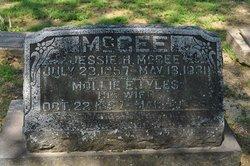 Jesse H McGee