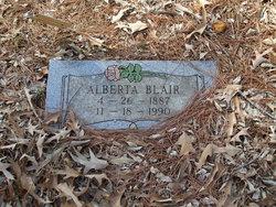 Alberta Blair