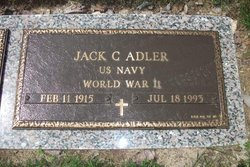 Jack C Adler