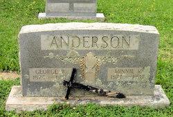 Minnie Mays <i>Ashworth</i> Anderson
