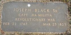 Joseph Black, Sr