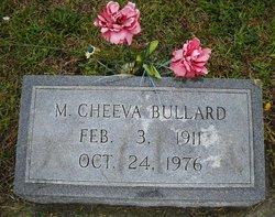 Maston Cheeva Bullard