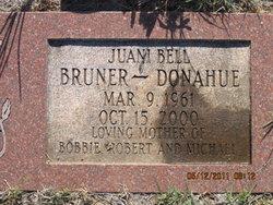 Juani Bell Bruner-Donahue