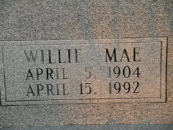 Willie Mae Moseley
