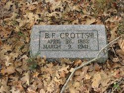Benjamin Franklin Frank Crotts, Sr