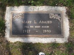 Mary Louise <i>Coyne</i> Abaied