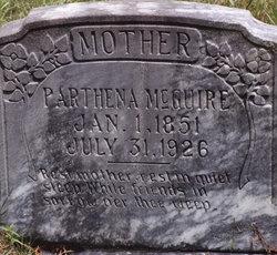 Parthena <i>McGuire</i> McGuire