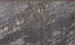 Alexander Whitten Vance