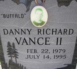 Danny Richard Vance, II