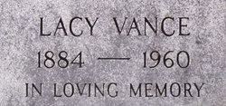 Henry Lacy Vance