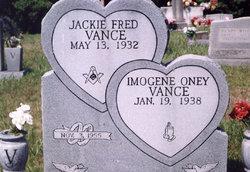 Imogene <i>Oney</i> Vance
