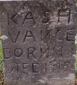 Kash Vance