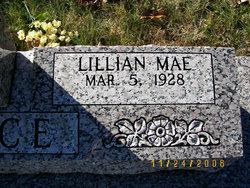 Lillian Mae <i>Vance</i> Vance