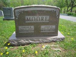 Sarah Belle <i>Ensley</i> Moore