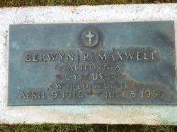 Berwyn R. Maxwell