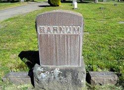 Elmira M. <i>Masiker</i> Barnum