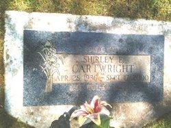 Shirley Eloise <i>Cox</i> Cartwright