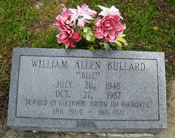 William Allen Bill Bullard