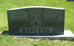Lucile <i>Cox</i> Bayless