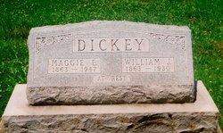 William John Dickey