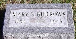 Mary S <i>McKee</i> Burrows
