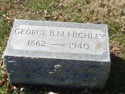 George B.M. Highley