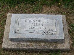 Donnabelle <i>Arnold</i> Allen