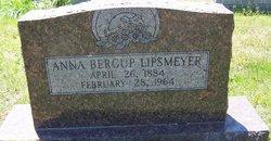 Anna Bergup Lipsmeyer