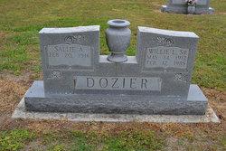 Willie L Dozier, Sr