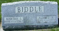Albert R. Biddle
