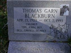 Thomas Garn Blackburn