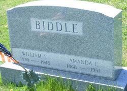 Amanda E. Biddle